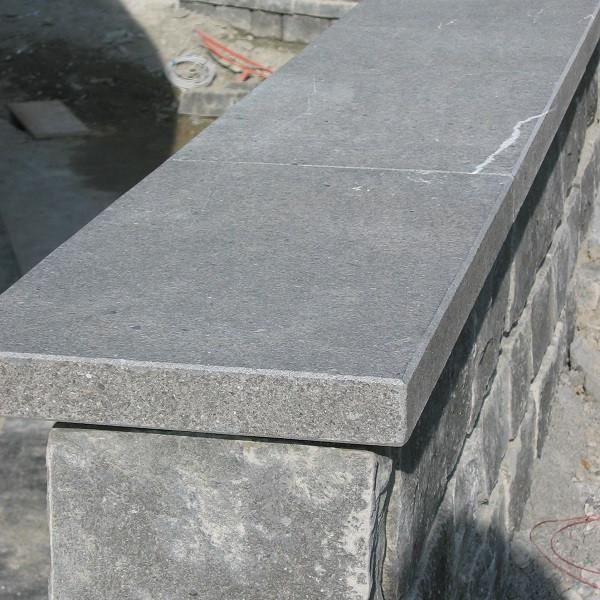 Mauerabdeckplatten